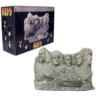 KISS Mount Kissmore Polystone Sculpture - multi