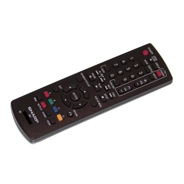 OEM Sharp Remote Control: BDAMS10, BD-AMS10, BDAMS10U, BD-AMS10U, BDAMS20, BD-AMS20