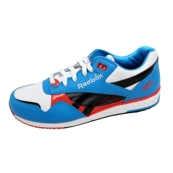 Reebok Men's ERS Racer DES Pima Air/White-Orange-Black 1-167862
