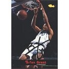 Brian Grant Sacramento Kings 1994 Classic Autographed Card Rookie Card This item comes with a cer