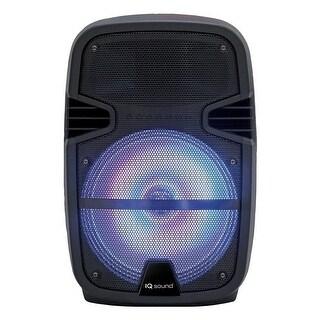 Supersonic Iq 7112djbt 12 Inch Portable Bluetooth Dj Speaker