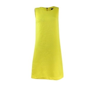 Tommy Hilfiger Women's Textures Sleeveless Dress
