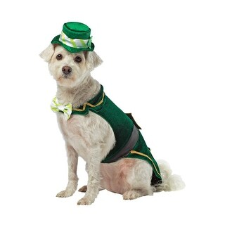 Rasta Imposta Leprechaun Dog Costume