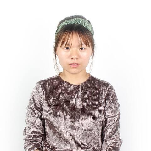 Woman Dance Exercise Hair Wrap Scarf Band Sports Elastic Stripe Headband Green