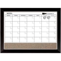 "Two-Tone - Magnetic Combination Calendar Board 17""X23"""