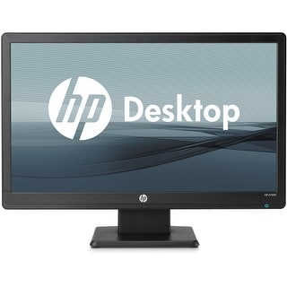"Debranded HP 20W72A 20"" LED Backlit Monitor 1600x900 250cd/m2 5ms VGA DVI"