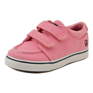Sperry Top Sider Hallie H&L W Round Toe Canvas Sneakers