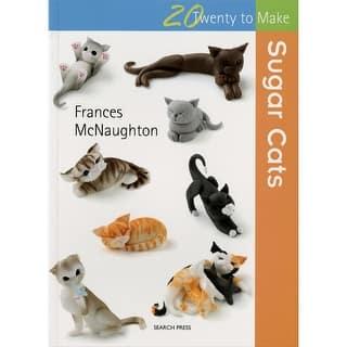 Search Press Books-Twenty To Make: Sugar Cats|https://ak1.ostkcdn.com/images/products/is/images/direct/0e00e490afc6d1096ec7e7ce21fda671ca61f284/Search-Press-Books-Twenty-To-Make%3A-Sugar-Cats.jpg?impolicy=medium