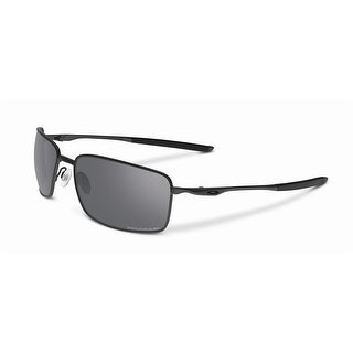 Oakley Square Wire OO4075-04 Polarized Sunglasses