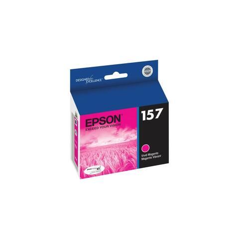 Epson 157 Ink Cartridge - Magenta Ink Cartridge