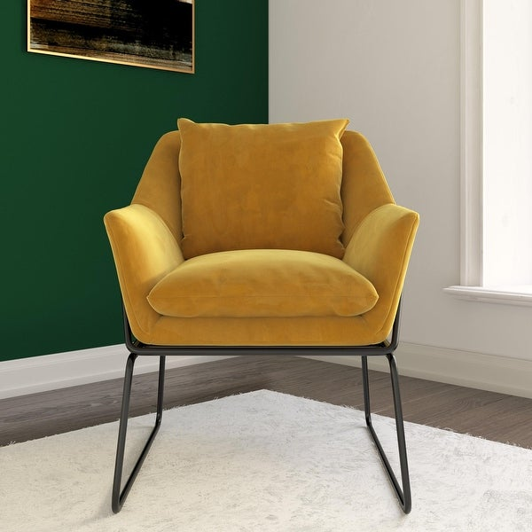 Avenue Greene Alexia Accent Chair. Opens flyout.