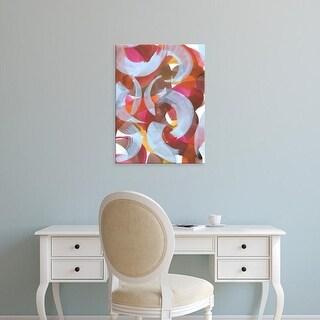 Easy Art Prints Jodi Fuchs's 'Sherbert II' Premium Canvas Art