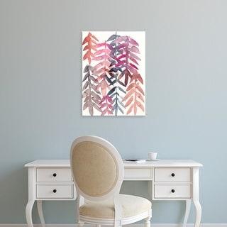 Easy Art Prints Chariklia Zarris's 'Monrovia I' Premium Canvas Art