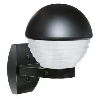 Costaluz 3061-WALL-FR 1 Light Incandescent Outdoor Wall Sconce with Frosted Glass Shade