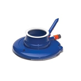 """15"""" Leaf Eater with 3 Swivel Wheels and Brushes Underwater Swimming Pool Vacuum Cleaner"""