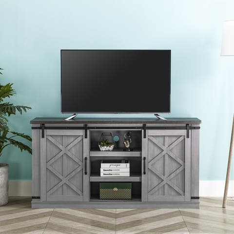 58 in. TV Stand for TVs up to 65 in.