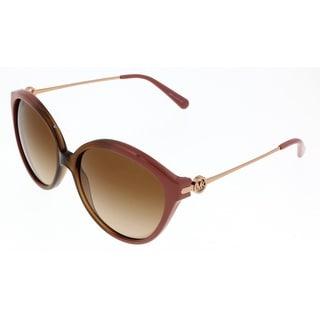Michael Kors MK6005 MYKONOS 300813 Brown/Rose Gradient Round Sunglasses