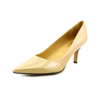 Trotters Alexa Women Pointed Toe Patent Leather Heels