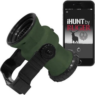 iHunt by Ruger Ultimate Game Call with Bluetooth Speaker