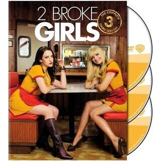 2 Broke Girls: The Complete Third Season [DVD]