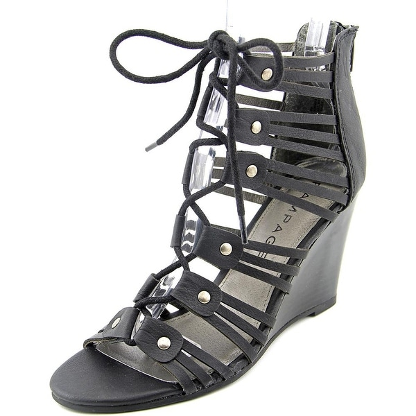 Rampage Kandu Women Open Toe Synthetic Gladiator Sandal