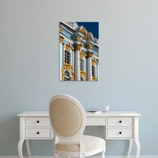Easy Art Prints Walter Bibikow's 'Catherine Palace' Premium Canvas Art
