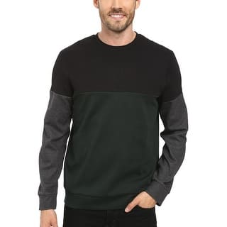 Calvin Klein CK Mens Colorblock Lightweight Sweater Scarab Green X-Large|https://ak1.ostkcdn.com/images/products/is/images/direct/0e0e17b941288f28ea69d39139f3310de1ce7ad5/Calvin-Klein-CK-Mens-Colorblock-Lightweight-Sweater-Scarab-Green-X-Large.jpg?impolicy=medium