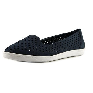 ... Top Slip On Walking Shoes. wishlist gray heart. Easy Spirit Dexlee Women  Round Toe Synthetic Blue Flats