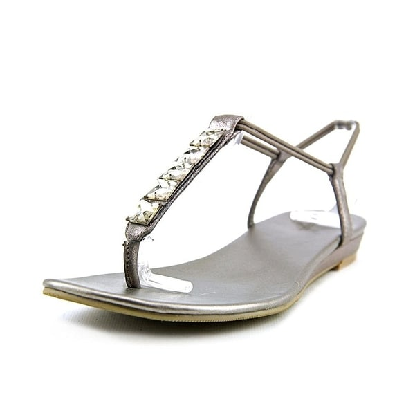 Style & Co. Womens ELIAHH Open Toe Casual Slide Sandals