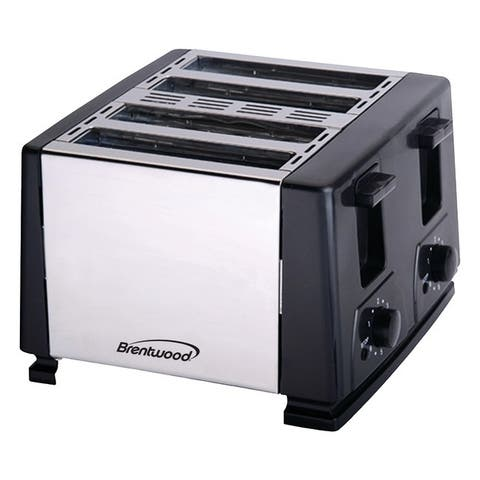 Brentwood appliances ts-284 4-slice toaster