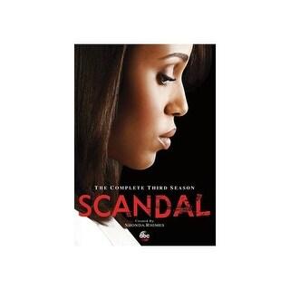 SCANDAL-COMPLETE 3RD SEASON (DVD/4 DISC/WS)