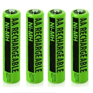 """""""Battery for Fuji AA (4-Pack) Replacement Battery"""""""