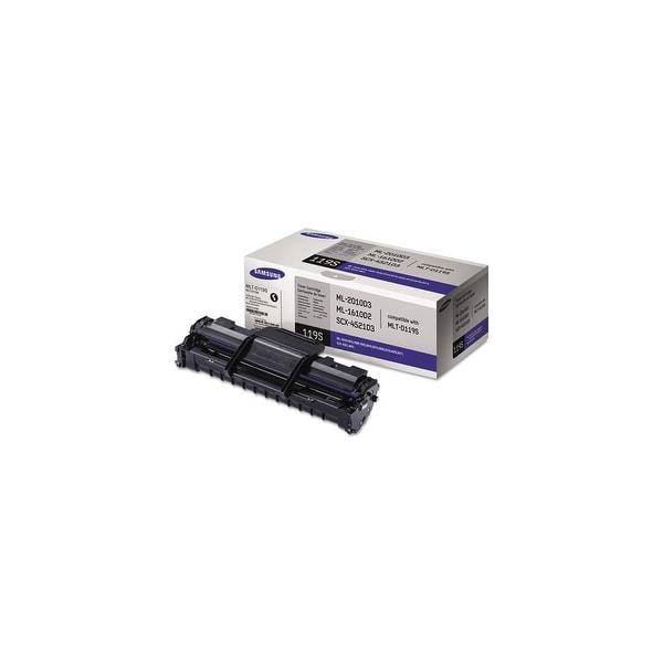 Samsung MLT-D119S Black Toner Cartridge Toner Cartridge