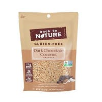 Back to Nature 293047 11 oz Chocolate Coconut Granola, Pack of 6