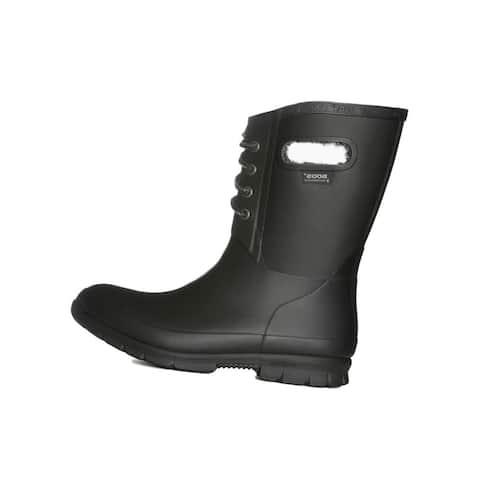 Bogs Outdoor Boots Womens Amanda Plush Faux Fur Plush Lining