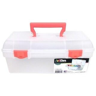 ArtBin Essentials Box Lift Out Tray Coral
