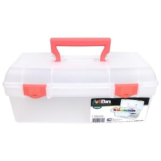 ArtBin Essentials Box Lift Out Tray Coral