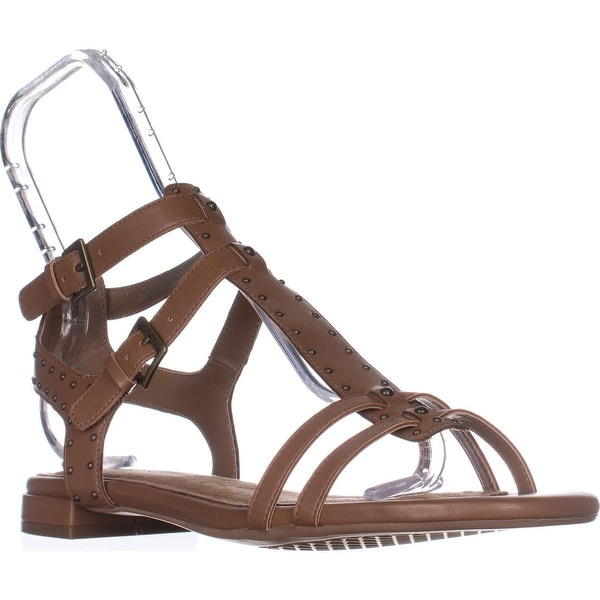 Aerosoles Showdown Gladiator Sandals, Tan - 11 us