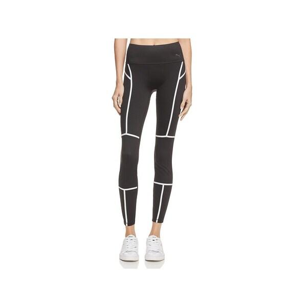 93f8dc4ba2b8f Shop Puma Womens Athletic Leggings Yoga Fitness - Free Shipping On ...
