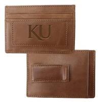 University of Kansas Credit Card Holder & Money Clip