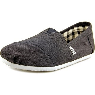 Toms Classics Round Toe Canvas Loafer