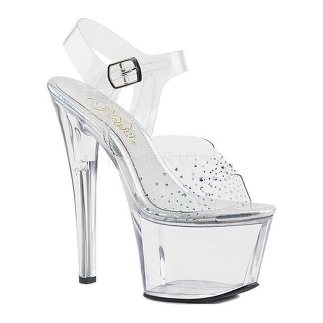 39f27f0f859 Buy Pleaser Women s Sandals Online at Overstock