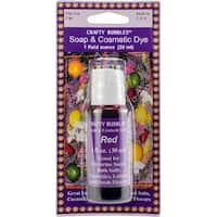 Soap & Cosmetic Dye 1Oz-Red