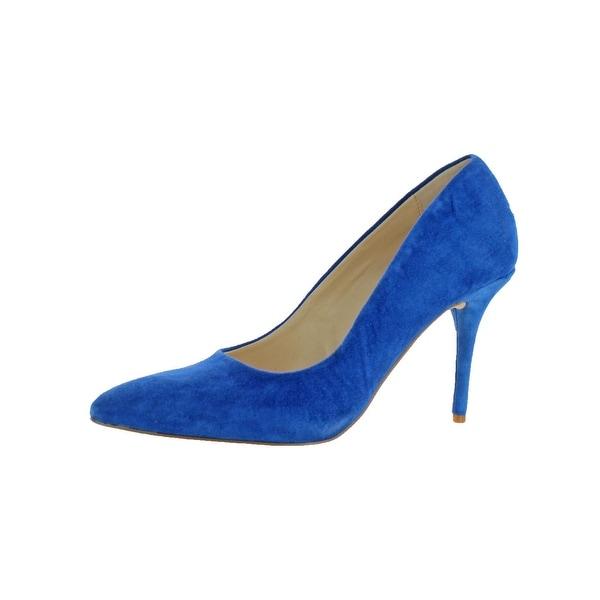 ecadba0e8510 Shop Steve Madden Womens Liny Pumps Suede Dress - 11 Medium (B