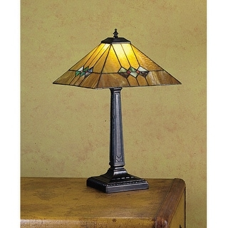 22 Inch H Martini Mission Table Lamp Table Lamps