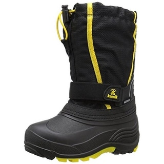 Kamik Carver Toddler Boys Insulated Snow Boots - 8