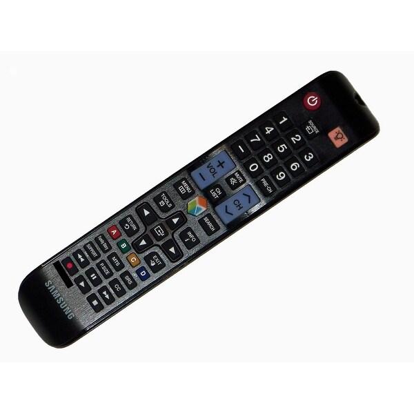 OEM Samsung Remote Control: UN46ES7500F, UN46ES8000F, UN50EH5300F, UN50ES6100F, UN50ES6150F, UN55ES6100F, UN55ES6100FXZA