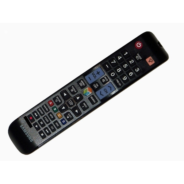 OEM Samsung Remote Control: UN60ES6100FXZA, UN60ES6100FXZAHH01, UN60ES7500F, UN60ES8000F
