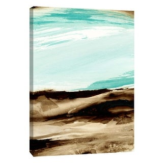 "PTM Images 9-108891  PTM Canvas Collection 10"" x 8"" - ""Driftwood 5"" Giclee Nautical and Ocean Art Print on Canvas"
