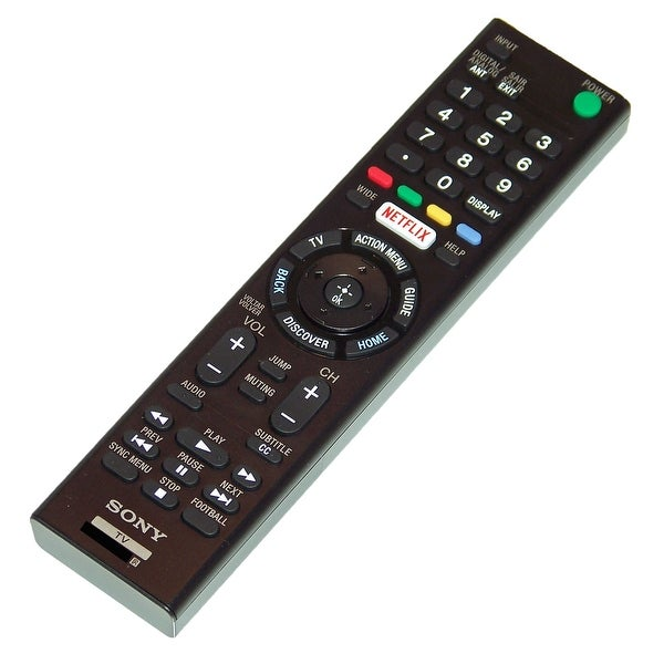 OEM NEW Sony Remote Control Originally Shipped With XBR65X890C, XBR-65X890C